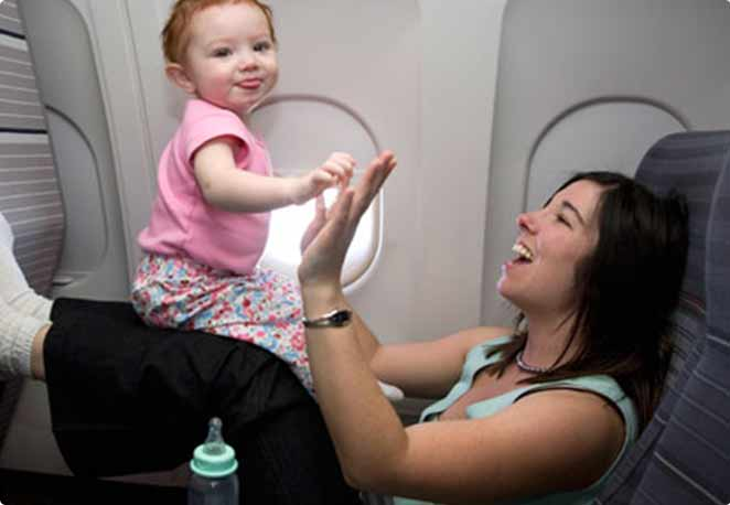 More personal space and comfort for nursing mothers and pregnant women.